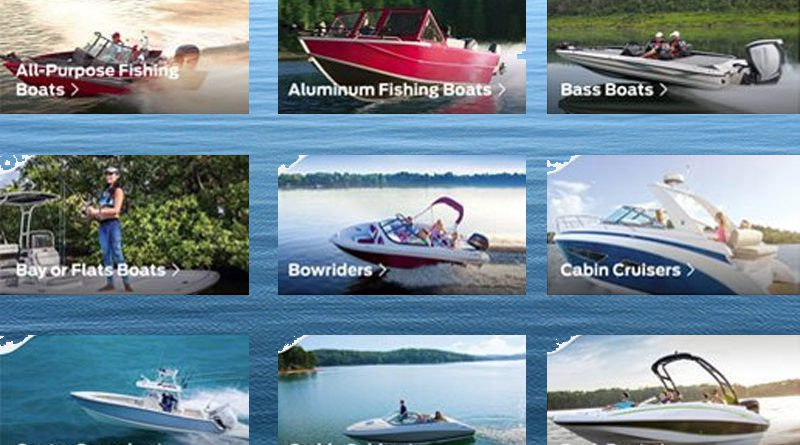 Types of wakeboard boats