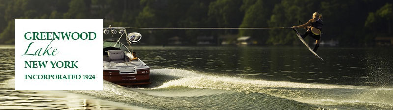 Greenwood Lake Wakeboarding