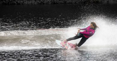 How To Learn To Wakeboard